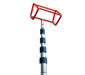 Search and Rescue 24-Foot Orange 2-Ball Golf Ball Retriever