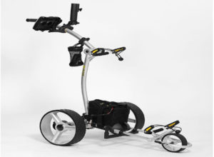 Bat Caddy X4 Electric Golf Caddy/Trolley/Cart