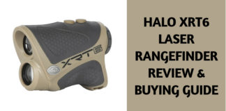 Halo XRT6 Laser Rangefinder Review