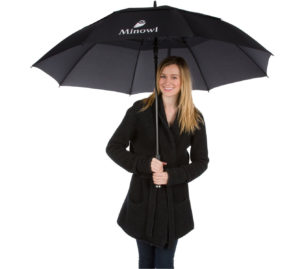 Minowl Oversize Golf Umbrella