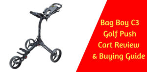Bag Boy Express Dlx Pro Push Cart Review & Buying Guide [2019]