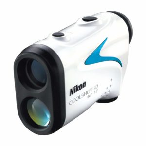 Nikon COOLSHOT 40 Golf Laser Rangefinder Review