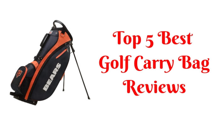 Best Golf Carry Bag Reviews