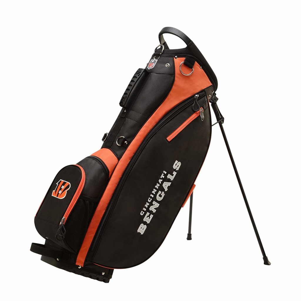 wilson nfl golf bag